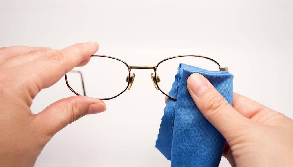 szemüveg tisztítás